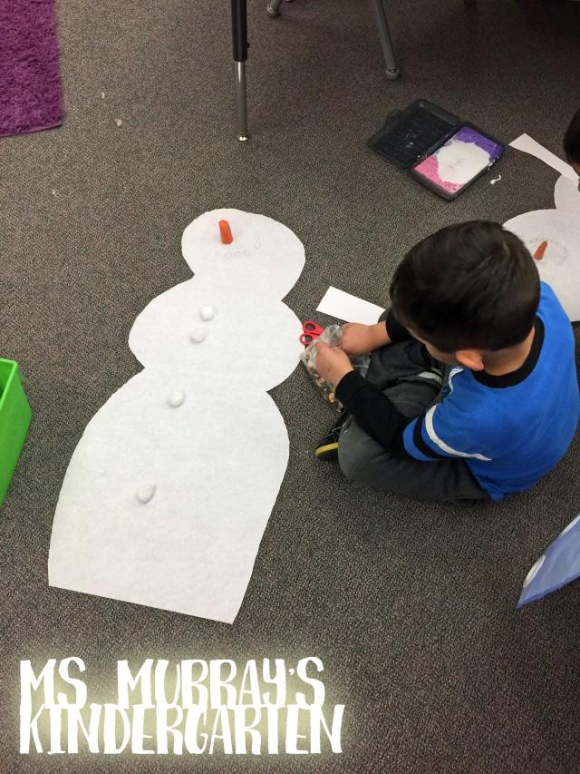 snowman project2
